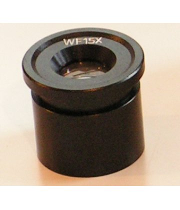 WF 15x eyepiece for stereo microscopes (30.5mm)